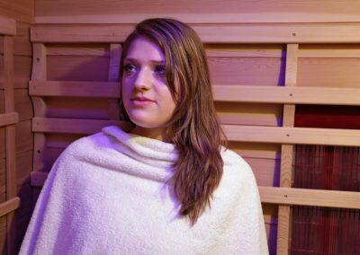 sauna infra rouge geneve