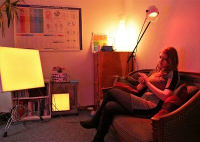 traitement chromotherapie couleur geneve